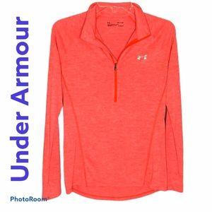 Under Armour long sleeve 1/4 zip